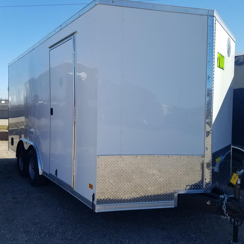 2021 Darkhorse Cargo 8.5x16Cargo / Enclosed Trailer