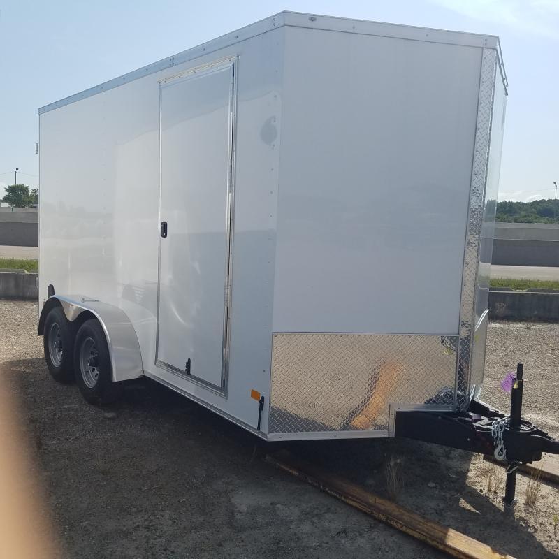 2022 Darkhorse DD Cargo 7x14 Enclosed Cargo Trailer