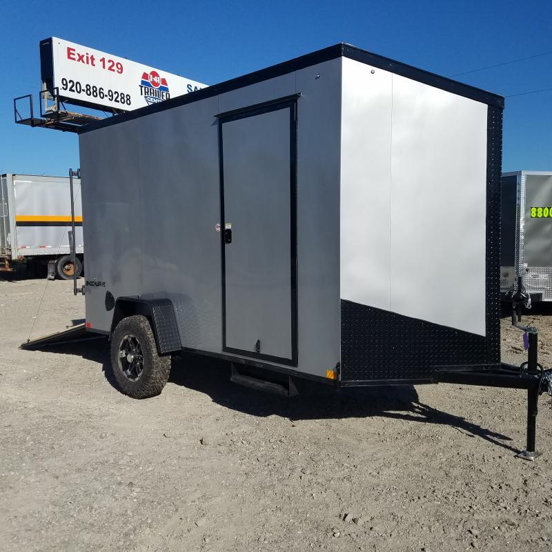 2022 Formula 6X12 Enclosed Cargo Trailer