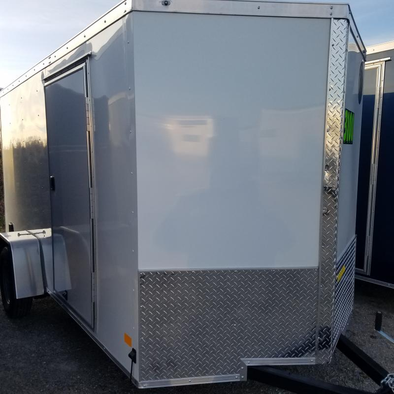 2021 Darkhorse Cargo 6x12 Enclosed Cargo Trailer