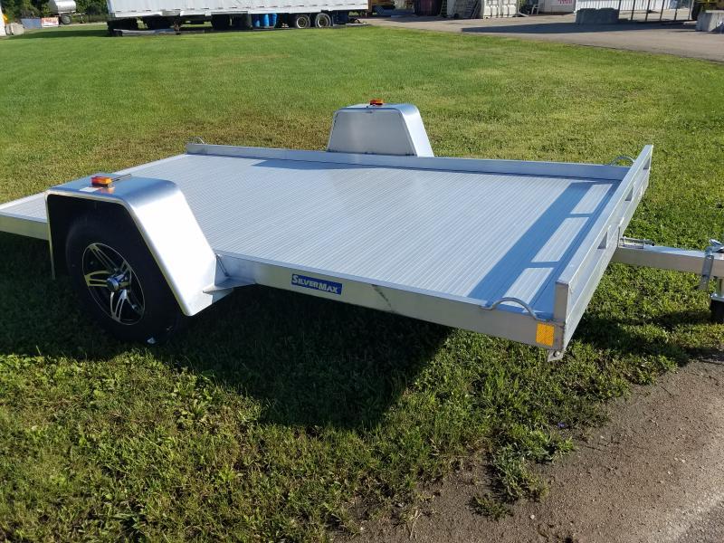 2017 Royal Cargo 6.5x12tilt Aluminum Utility Trailer