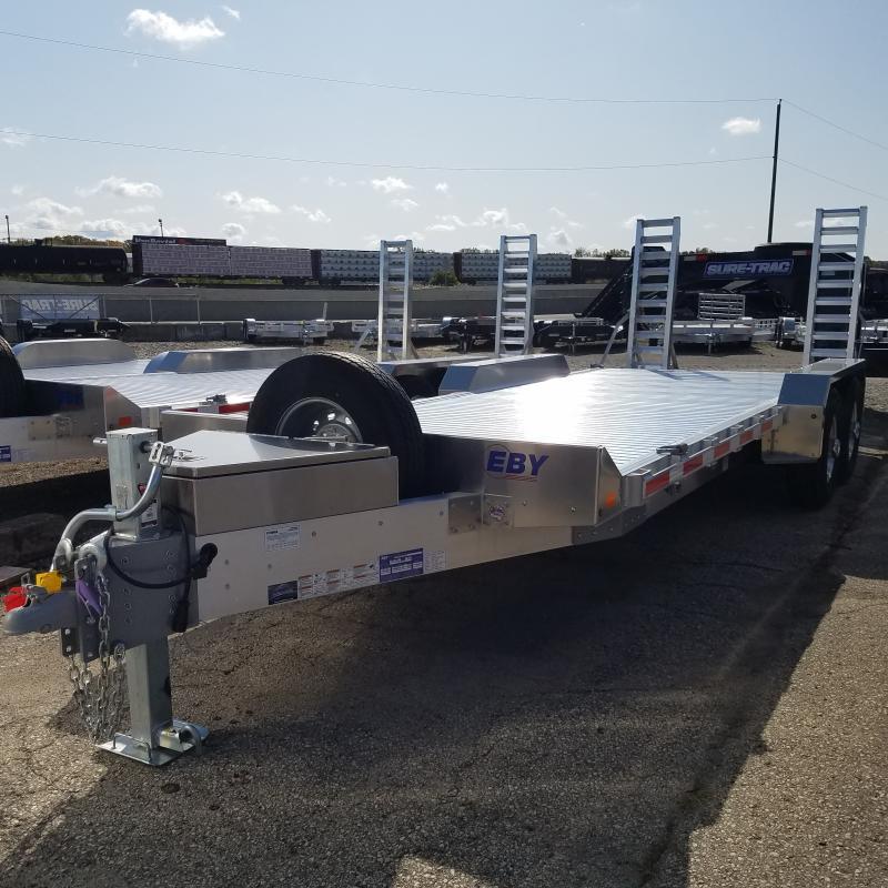 2020 Aluminum 20' Equipment Equipment Trailer