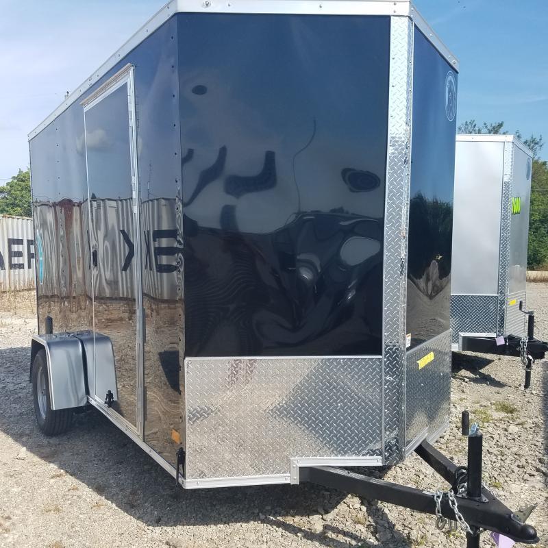 2022 Darkhorse Cargo 6x12 Enclosed Cargo Trailer