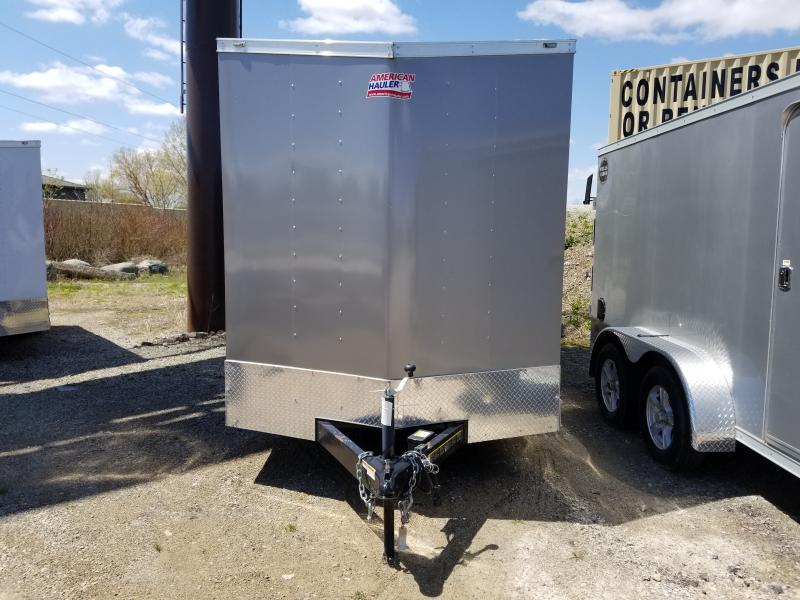 2019 American Hauler 7x12 7' Arrow Enclosed Cargo Trailer