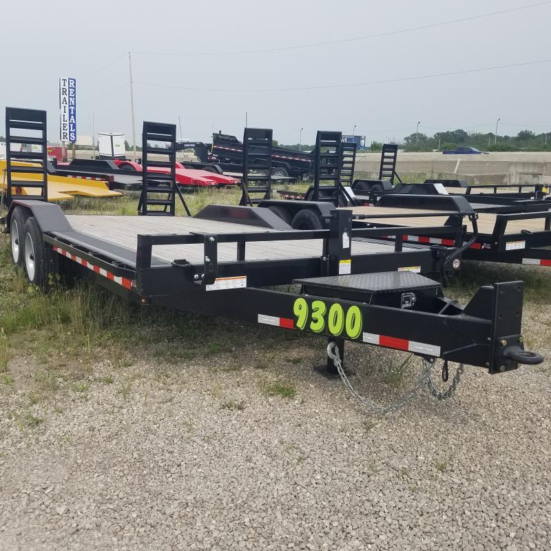 2019 Sure-Trac 8.5x16+2 Equipment Trailer