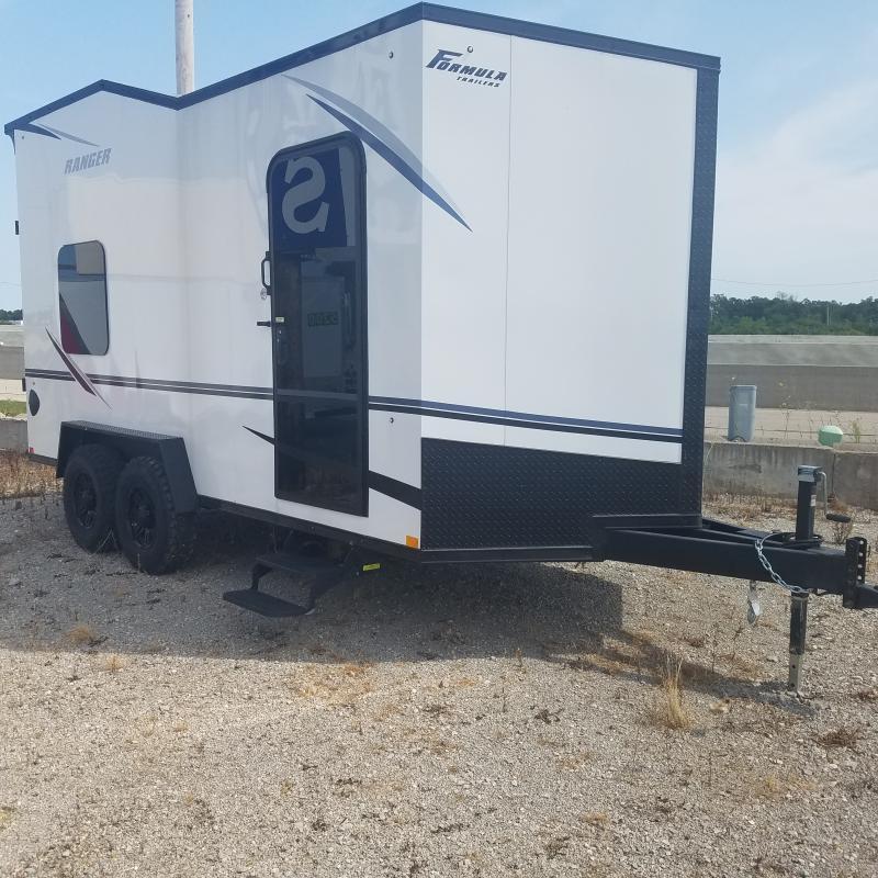 2021 Formula 7.5x16 Enclosed Cargo Trailer