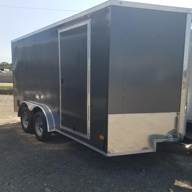2022 Darkhorse Cargo 7.5x14 Enclosed Cargo Trailer