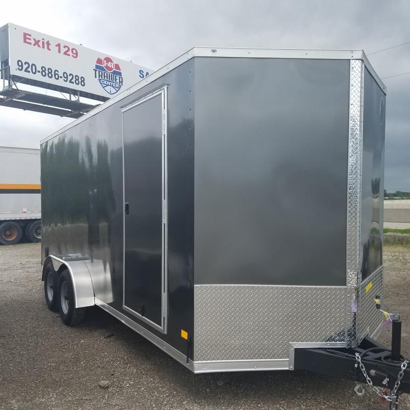 2022 Darkhorse Cargo 7x18 Enclosed Cargo Trailer
