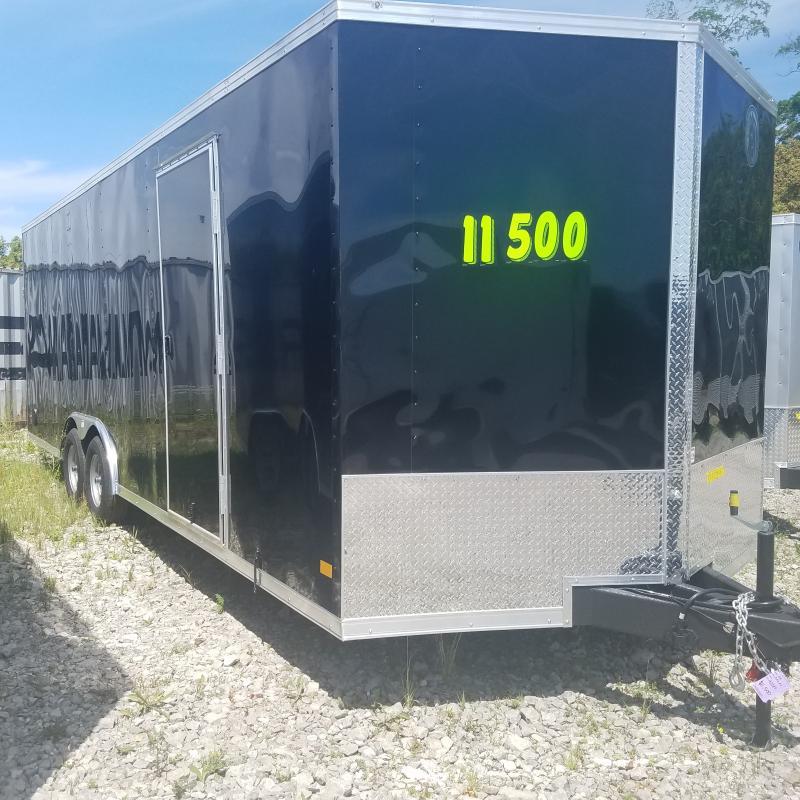 2022 Darkhorse Cargo 8.5x24 Enclosed Cargo Trailer