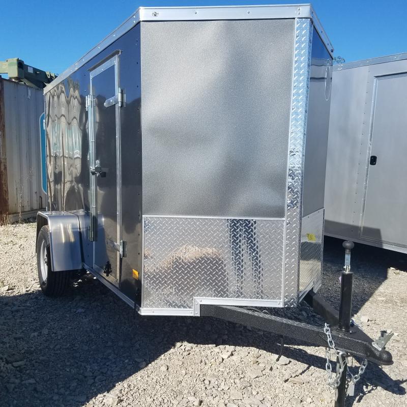 2022 Darkhorse Cargo 5x10 Enclosed Cargo Trailer