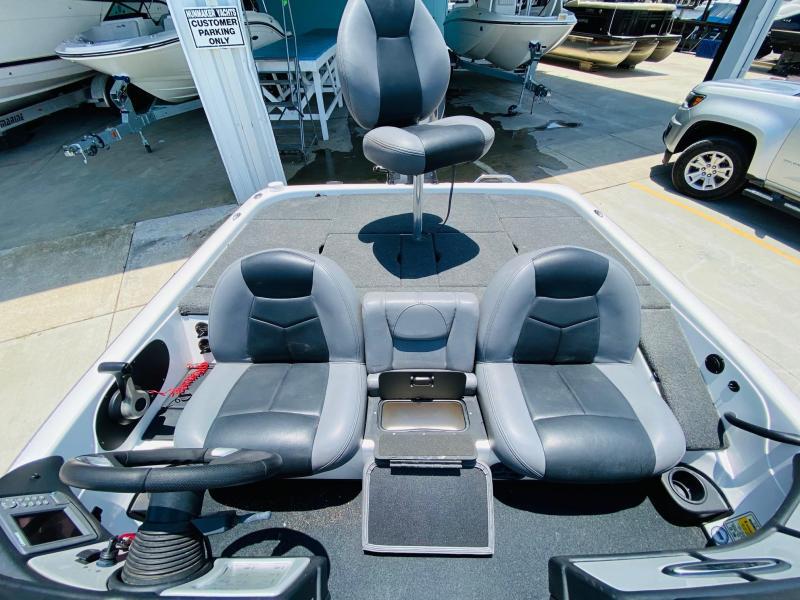 2008 Skeeter ZX 190 Bass Boat