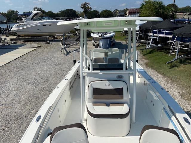 2016 Crevalle Boats 26 BAY