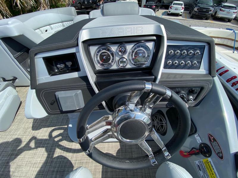 2021 Harris 250 Grand Mariner