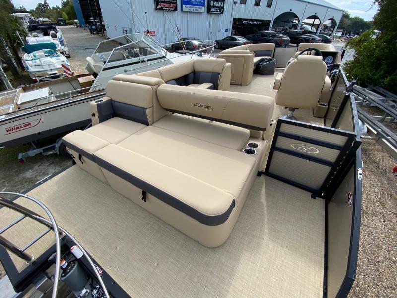 2021 Harris Boats 250 Cruiser