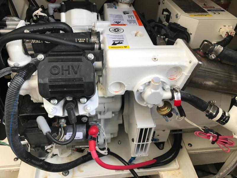2017 Searay 350 COUPE Cruiser (Power)