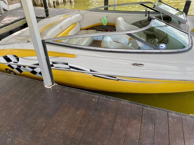2008 Crownline 21 SS Bowrider