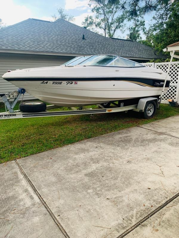 2005 Chaparral 190 SSI Bowrider