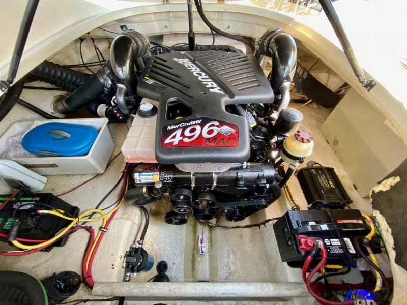 2007 Chaparral 276 SSX Bowrider