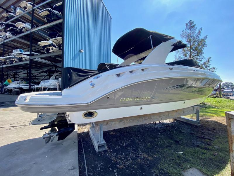 2007 Chaparral 276 SSX Bowrider