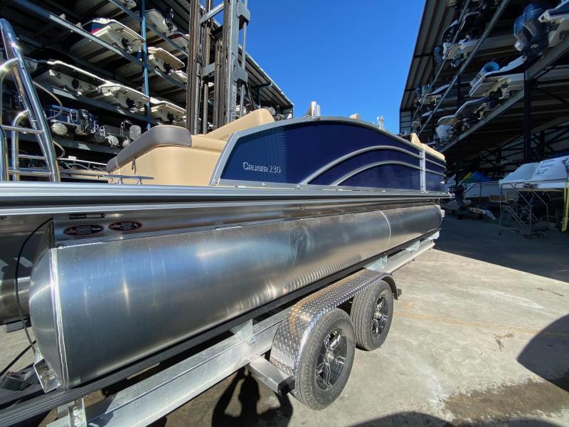 2021 Harris Boats 230 Cruiser