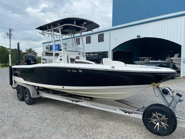 2016 Crevalle Boats 24 BAY