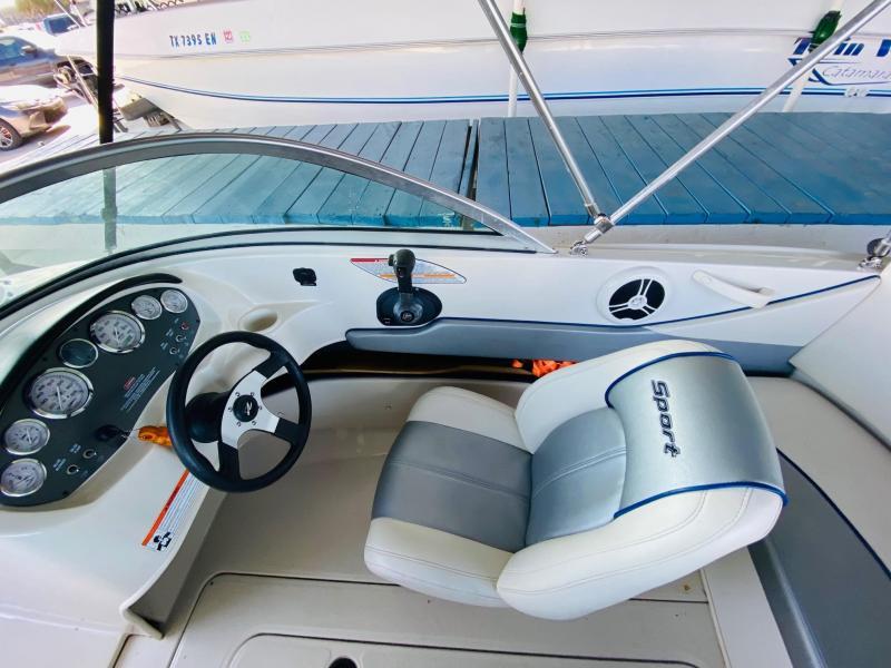 2009 Sea Ray 175 Sport Bowrider