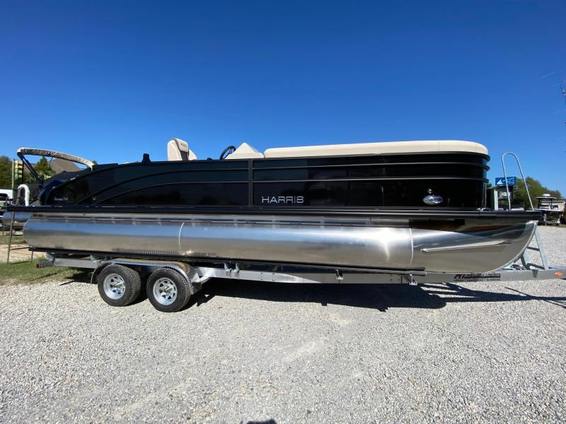 2021 Harris Boats 250 Cruiser Pontoon Boat