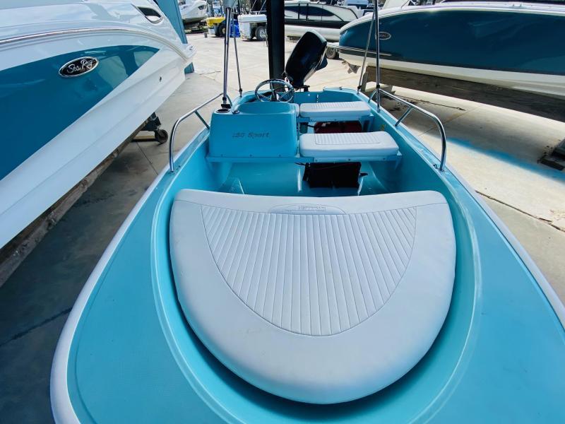 2008 Boston Whaler 130 SPORT