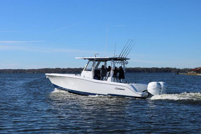 2022 Crevalle Boats 33 CSF