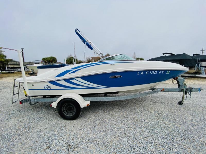 2011 Searay 185 Sport Bowrider