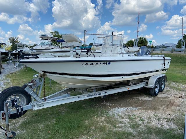 2000 Century 2101 BAY Fishing Boat
