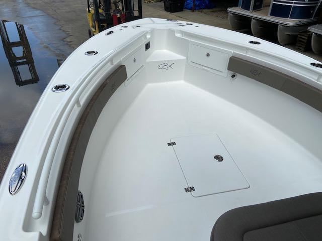 2021 Crevalle Boats 26 HBW Fishing Boat