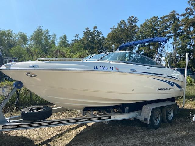 2007 Chaparral 204 SSI Runabout Boat