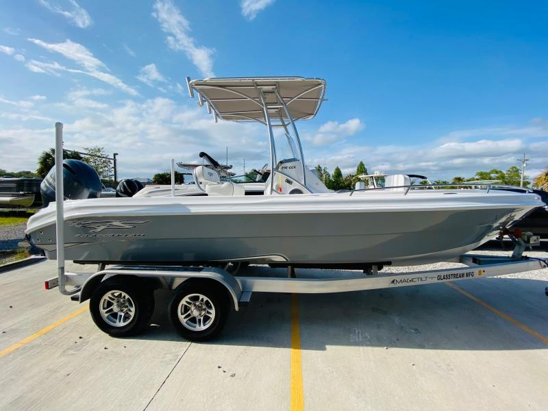 2021 Glasstream Powerboats 240 CCX Fishing Boat