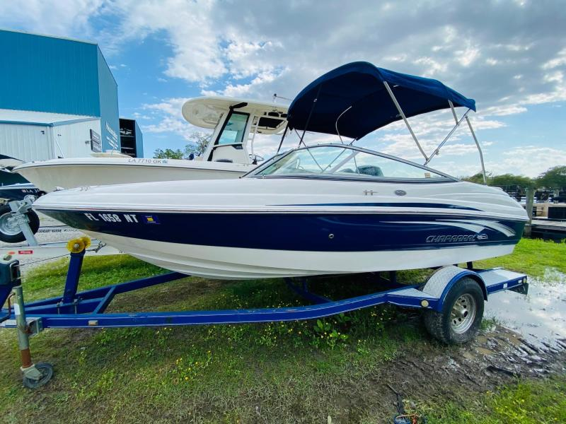 2008 Chaparral 190 SSI Bowrider
