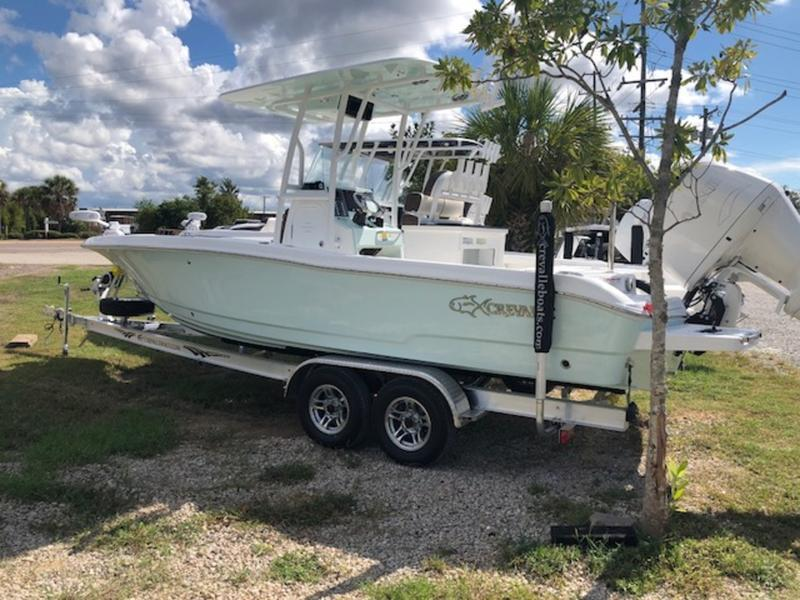 2019 CREVALLE 24 Bay