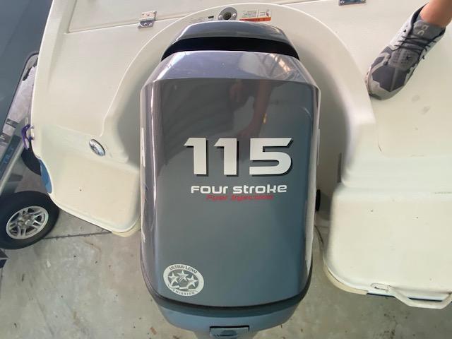 2007 Larson 18SE
