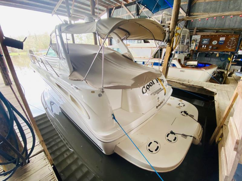 2003 Sea Ray 380 Sundancer Cruiser (Power)