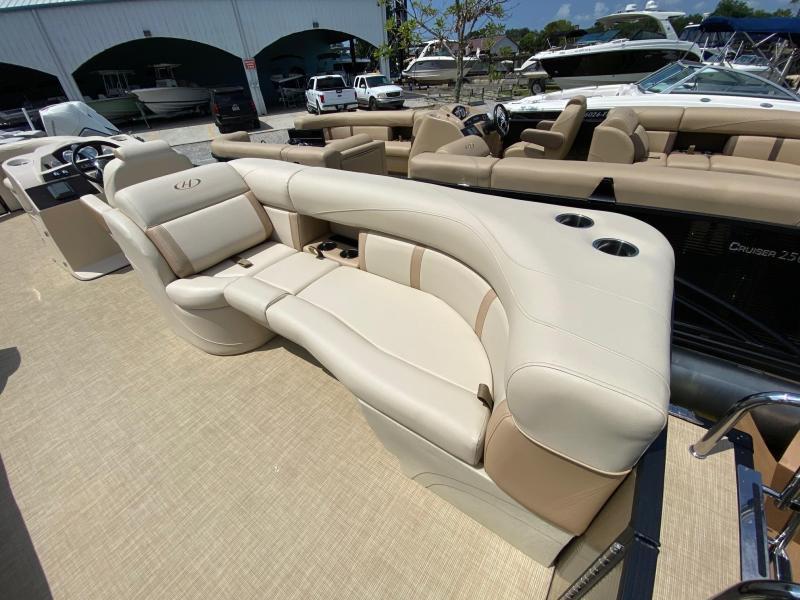 2021 Harris 250 Cruiser