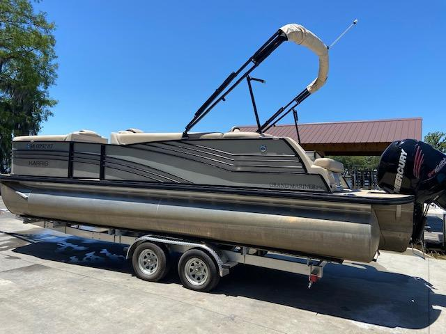 2018 Harris Boats 250 GRAND MARINER