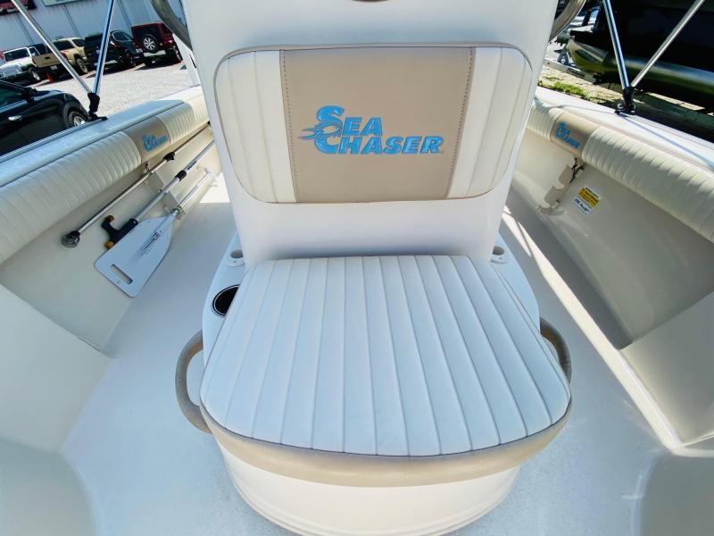 2015 Sea Chaser 210 LX BAY RUNNER Fishing Boat