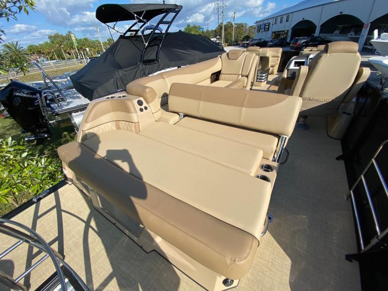 2021 Harris Boats 250 Grand Mariner