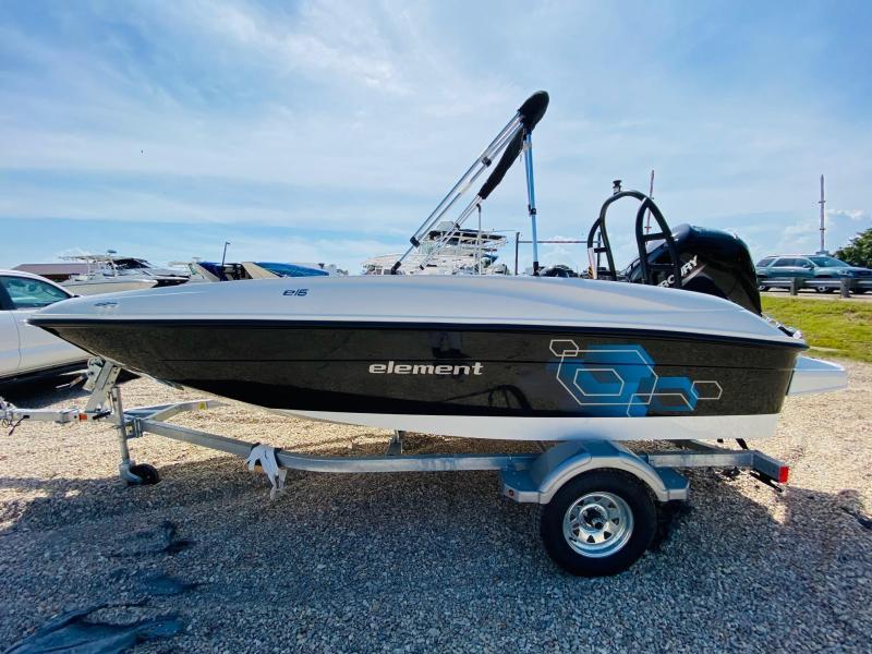 2021 Bayliner Boats 16 Element Bowrider