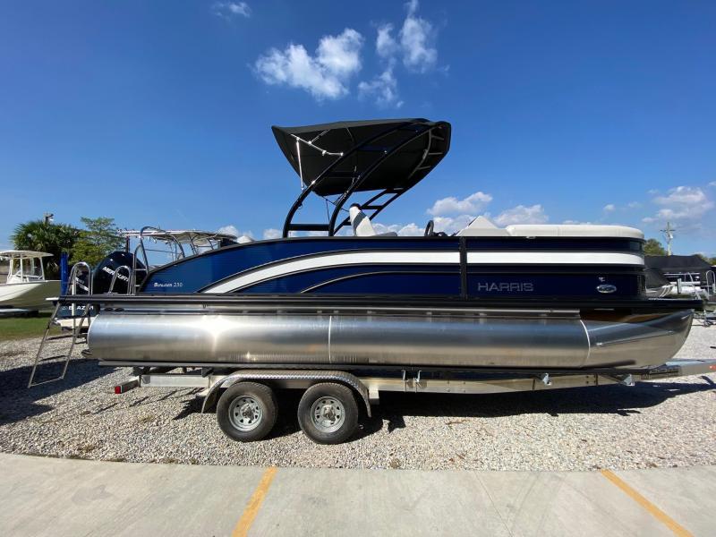 2021 Harris Boats 230 Sunliner Sport Pontoon Boat