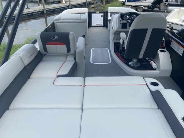 2022 Barletta Pontoon Boats CORSA 23 UA