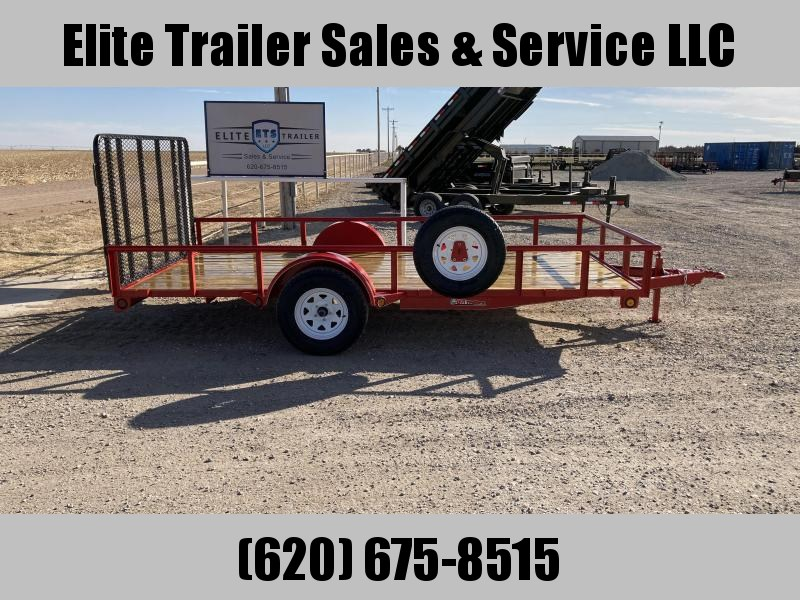 2021 GR Trailers 7' x 14' Single Axle Utility Trailer (UT7014W03L) Utility Trailer