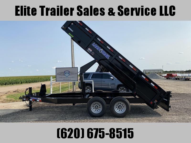 2021 Load Trail DT14 83 x 16 Dump Trailer  Torsion Axles
