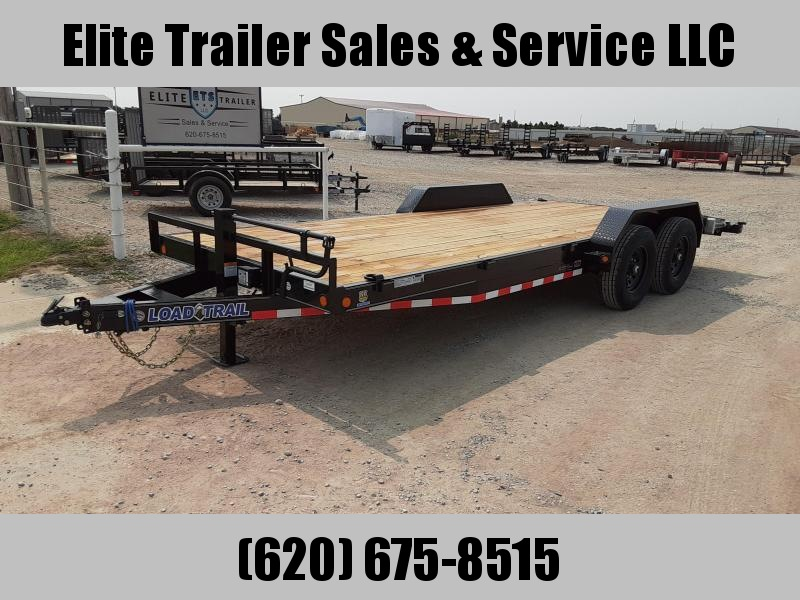 2021 Load Trail CH14 Carhauler 83 x 20 Car / Racing Trailer