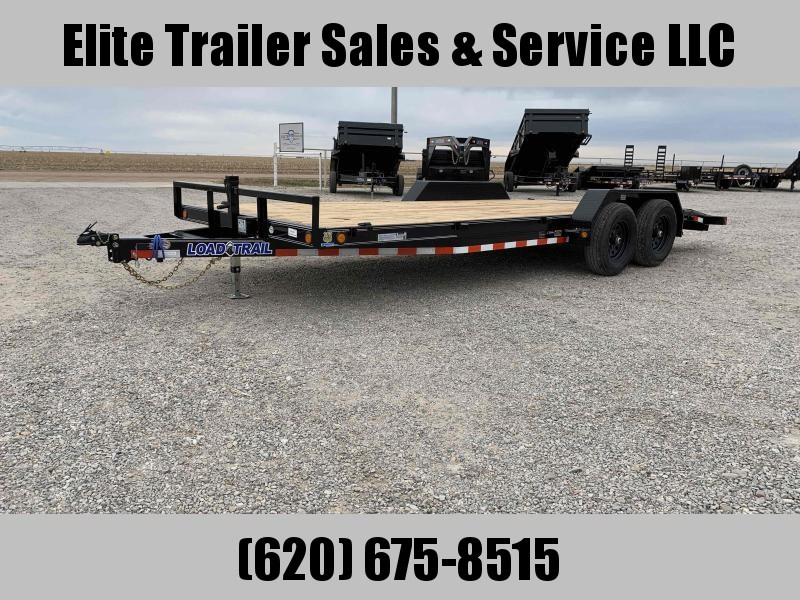 "2020 Load Trail  83"" x 20' Car Hauler  Trailer"