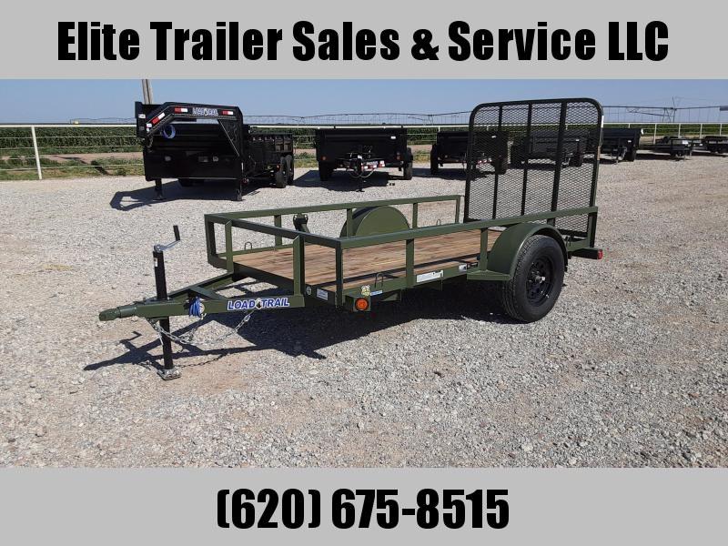 2020 Load Trail SE03 - Single Axle Landscape 60 x 10 Utility Trailer